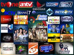 TV station in Indonesia