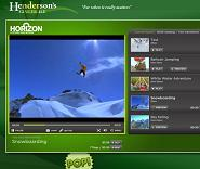 Sponsorship Video Ad