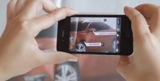 Nissan QR code