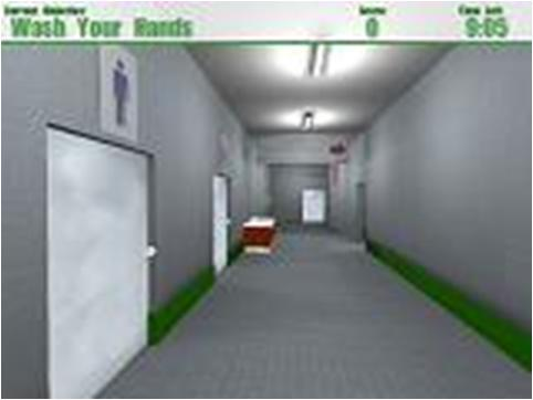 Video Game untuk Pelatihan Prosedur