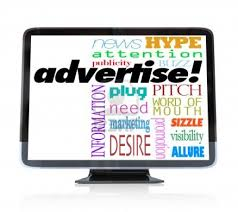 Let's advertise!